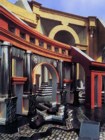 Architektur moderne jugendstil expressionismus high - Postmoderne architektur ...